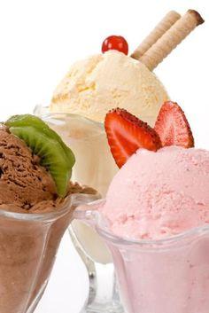 Fast, fun & easy #homemade ice cream recipe