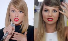 "How to Get ""That Red Lip, Classic Thing"" Like Taylor Swift"