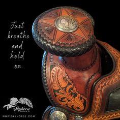 Horse Tack, Saddles, Or Antique, Equestrian, Westerns, Horses, Antiques, Roping Saddles, Antiquities