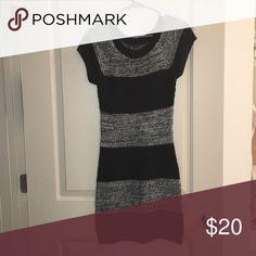 💕Sweater mini dress 💕Sweater mini dress. Gently used Dresses