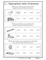 measurement worksheets grade 2 projects to try pinterest grade 2. Black Bedroom Furniture Sets. Home Design Ideas
