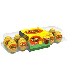 (pack of Reese's, Easter Peanut Butter Creme Eggs Candy, 12 Count, Oz Chocolate Crack, Chocolate Shells, Chocolate Delight, Easter Chocolate, Peanut Butter Eggs, Reeses Peanut Butter, Peanut Butter Cookies, Vanilla Recipes, Coconut Recipes