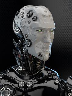 Cyborg by Ociacia on DeviantArt