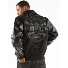 MC - BLACK / BLACK - Outerwear - Mens