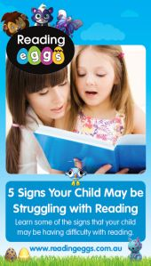 Read about some of the tell tale signs that may indicate reading difficulties in children.