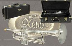 (Limited Supply) Click Image Above: Yamaha Xeno Series Bb Trumpet Silver Gold Brass Bell Xeno Series, Brass Bell, Trumpets, Yamaha, Bb, Music, Image, Silver, Gold