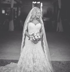 This gorgeous wedding veil is stunning! It is handmade with very soft bridal illusion tulle and a gorgeous French beaded lace. This gorgeous veil is Diy Wedding Veil, Wedding Dresses, Lace Wedding, Wedding Ideas, Wedding Venues, Dream Wedding, Trendy Wedding, Wedding Things, Lace Bride