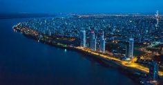 Imágenes del fotógrafo Daniel Fabri, el mismo es especialista en tomar imágenes desde el aire