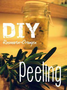 Rosmarin-Orangen-Peeling