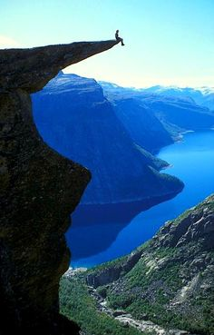 Voir les choses en grand I #Norvege I
