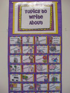 Teaching With Love and Laughter: Topics to Write About Display$