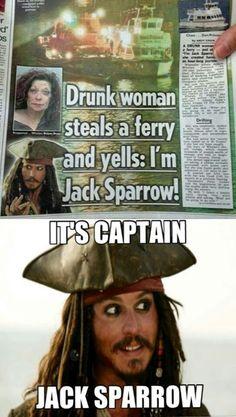19 Captain Jack Sparrow Memes Hilarious - Next Memes Humour Disney, Disney Memes, Disney Quotes, Funny Disney, Captain Jack, Jack Sparrow Funny, Jack Sparrow Quotes, The Pirates, Pirates Of The Caribbean