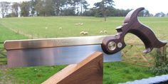 Skelton Saws hand made in England