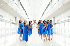 Sophisticated and Elegant Nigerian Wedding in Atlanta