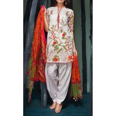 White Embroidered Cambric Dress Contact: (702) 751-3523  Email: info@pakrobe.com  Skype: PakRobe