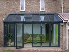 Image result for mono pitch conservatory