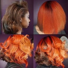 Voice Of Hair — TRANSFORMATION TUESDAY| Love this #haircolor and...