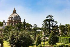 Vom Hafen von Civitaveccia  aus lohnt ein Ausflug nach Rom
