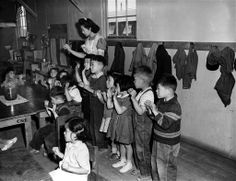Japanese Internment Camps during WW2
