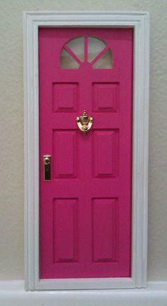 Tooth Fairy Door...Sweet Unique Fun Magical Enchanted by heddyj, $28.00; https://www.etsy.com/listing/165125059/tooth-fairy-doorsweet-unique-fun-magical