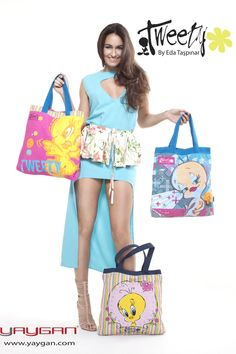 Tweety By Eda Taşpınar Shopping Bag Collection