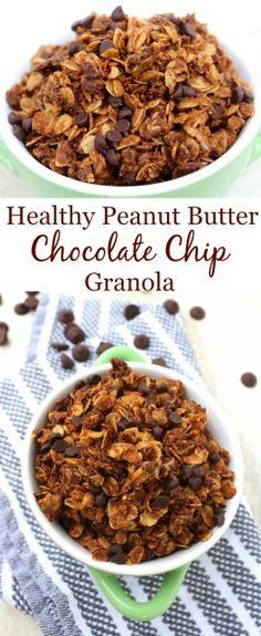 Healthy Peanut Butte