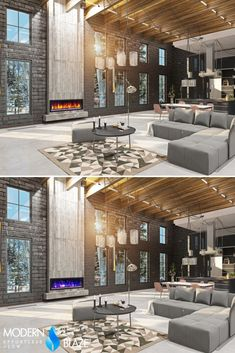 Our electric fireplace has three flame colors and multiple flame bed colors, allowing you to set the mood in any room. The flame display can be used without heat for year-round enjoyment! Linear Fireplace, Fireplace Inserts, Fireplace Mantels, Fire Glass, Blue Flames, Electric Fireplace, Patio, Mansions, House Styles