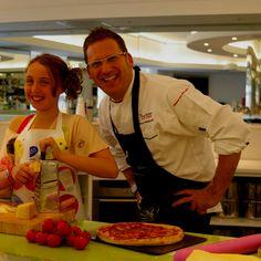 Cooking with Natalia Benson-Smith