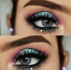 Hottest Eye Makeup Looks – Makeup Trends…. *** Learn more by visiting the phot… Hottest Eye Makeup Looks – Makeup Trends…. *** Learn more by visiting the photo Halo Eye Makeup, Blue Eye Makeup, Eye Makeup Tips, Makeup Goals, Hair Makeup, Makeup Hacks, Makeup Ideas, Blue Eyeshadow, Makeup Tutorials