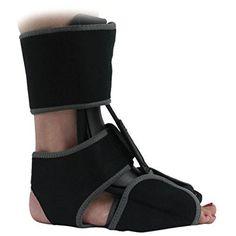 Form Fit Night Splint Size: Medium, Style: Slip-Resistant Tread