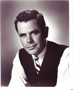 Glenn Ford was an incredibly versatile actor, working in Hollywood throughout the classic era. Ford was an every-man, jack of all trades who easily fit into roles in many westerns ('3:10 to Yuma', 'Jubal'), films noir ('Gilda', 'The Big Heat'), drama ('Blackboard Jungle') and comedies ('The Teahouse of the August Moon'). Ford seamlessly slid into a number of different roles, making his transition seem virtually effortless.