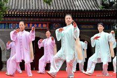 "TAI CHI - ""Where the mind goes, qi follows. Where qi goes, blood follows."" The Tai Chi Classics - taichicrossroads.blogspot.com - #TaiChi #Taijiquan"