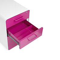 Pink Office Supplies | Poppin