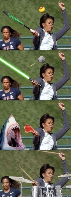 The magic of photoshop