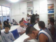 Regional de Ensino de Metropolitana V – CE Getulio Vargas – Jovens Leitores em Ação (JLA) - Circuito de Juventude 2015 – Instituto Ayrton Senna