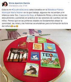 Silvia Aparicio García Tooth Fairy, Early Childhood, Red Riding Hood, Reading, Art