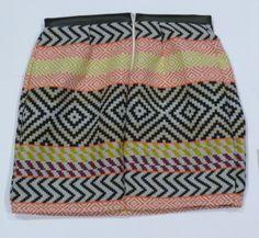 Comment réaliser une jupe droite doublée avec une ceinture en simili cuir et une fermeture invisible - le tuto sur le blog Couture for EveryboDIY :)