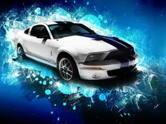 Ford Shelby Mustang GT 500 Peter's new car! Ford Mustang Gt500, Mustang Cars, Ford Mustangs, Flores Wallpaper, Wallpaper Desktop, Hd Desktop, Nature Wallpaper, Shelby Gt 500, Ford Shelby