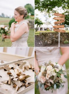 Vintage bells for ringing as walking up the aisle