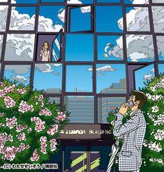 Seizo Watase Comics Illustration, Japanese Illustration, Love Illustration, Illustrations Posters, Manga Artist, Comic Styles, Love Art, Pixel Art, Painting & Drawing