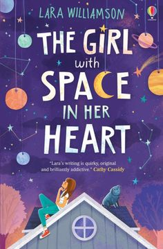 Buy The Girl with Space in Her Heart by Lara Williamson at Mighty Ape NZ. Mabel Mynt knows a lot about space. like how we feel connected to the stars because we are all made of stardust. And that Mum's new boyfriend, Galac. Ya Books, I Love Books, Books To Read, Book Cover Design, Book Design, Books For Teens, Book Illustration, Pegasus, Book Lists