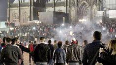 Silvester-Nacht in Köln