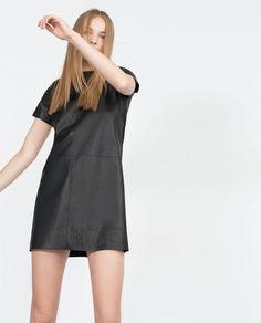 CUT WORK DRESS-Mini-Dresses-WOMAN | ZARA United States