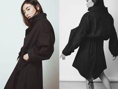 Photography: Mamen Fajardo//Model: Chacha Huang//Hair & MUA: Mario Rubio