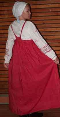 Russian Peasant Woman