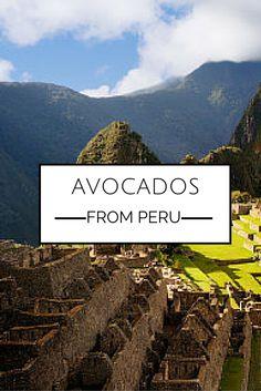 Culinary postcard from Peru!