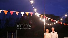 The downpour didnt stop Bree and Tom and all their friends and family from having the time of their lives on their wedding day. It was a festival of great food, great atmosphere, great people, and great music. A testament to their vision, their love for entertaining and their love for each other. This is just a glimpse into their day.