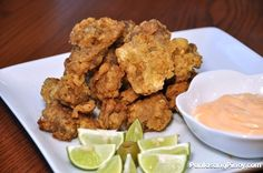 Fried Chicken Gizzard Recipe