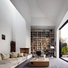 soudasouda:  @SoudaBrooklyn / morpholio: A magnificent space to read by Coy Yiontis Architects. Photo by Peter Clarke. #morpholioINTERIORPosted by SoudaSouda Follow Souda on instagram, pinterest, facebook, or tumblr.