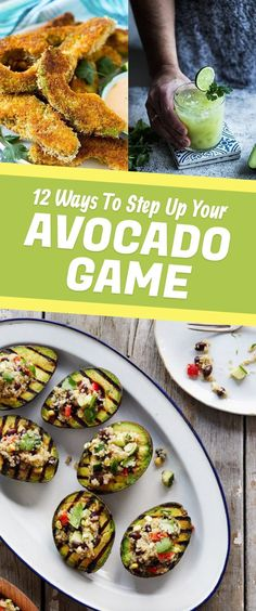 12 Unexpected Ways To Up Your Avocado Game